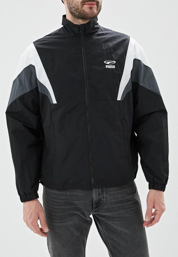 Фото - Ветровка PUMA PUMA PU053EMFBQI1 ветровка мужская puma ignite jacket цвет черный серый 51700606 размер l 48 50