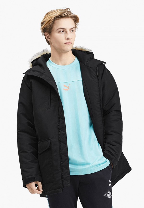 Куртка утепленная PUMA PUMA PU053EMFRIB2 цена