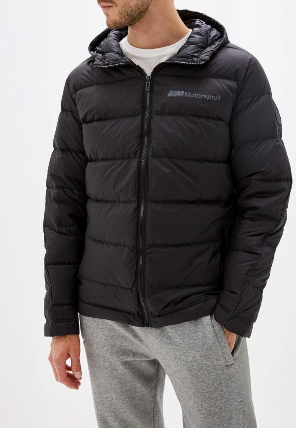 Купить Верхняя одежда, Пуховик PUMA, BMW MMS Down Jacket, pu053emfrie4, черный, Осень-зима 2019/2020