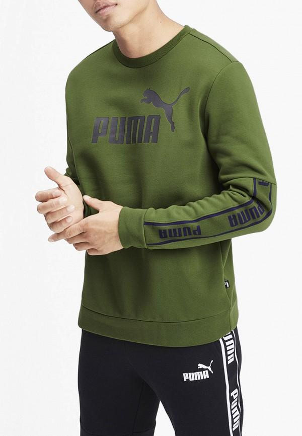 Свитшот PUMA PUMA PU053EMFRIH7 свитшот puma amplified crew sweat