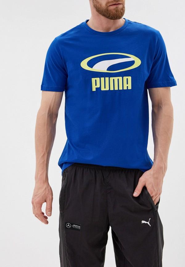 Футболка PUMA PUMA PU053EMFRIS5 цена и фото