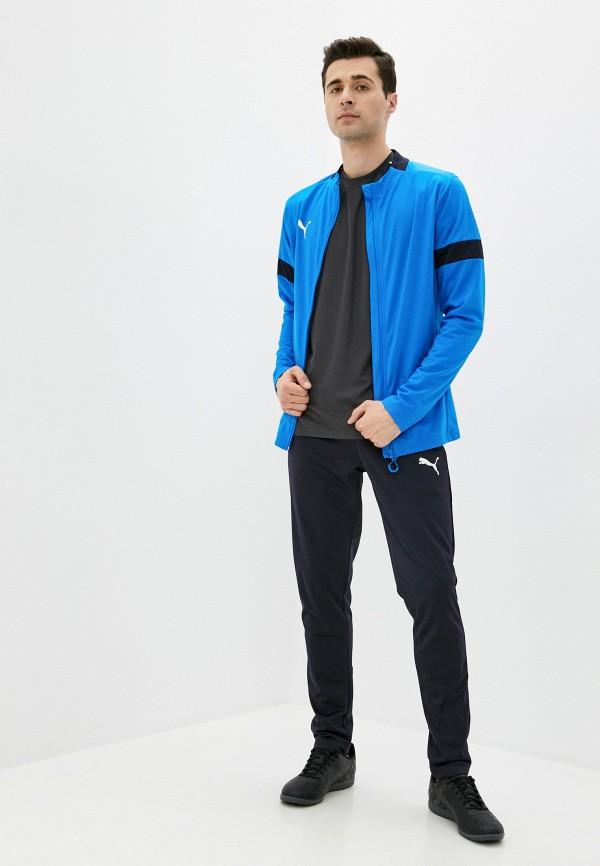 мужской спортивный костюм puma, синий
