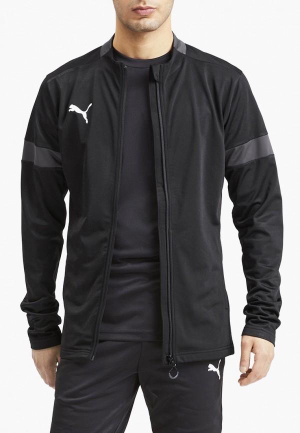 мужской спортивный костюм puma, черный