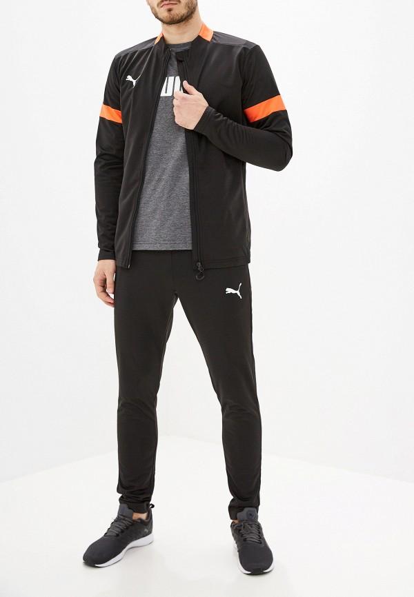 мужской спортивные спортивный костюм puma, черный