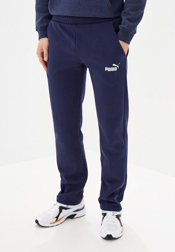 мужские спортивные спортивные брюки puma, синие