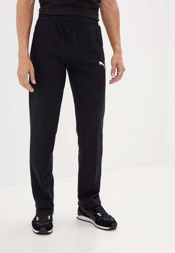 мужские спортивные брюки puma, черные