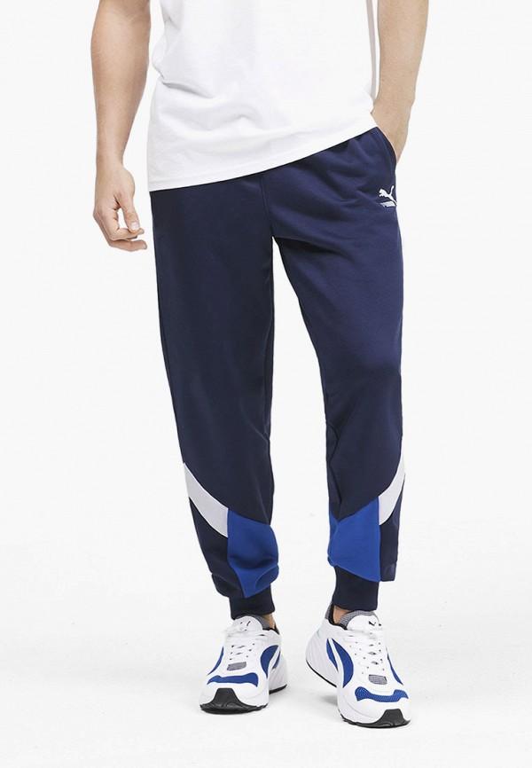 Брюки спортивные PUMA PUMA PU053EMFRJA0 брюки спортивные мужские puma ess no 1 sweat pantstr cl цвет синий 838265 06 размер xxl 52 54
