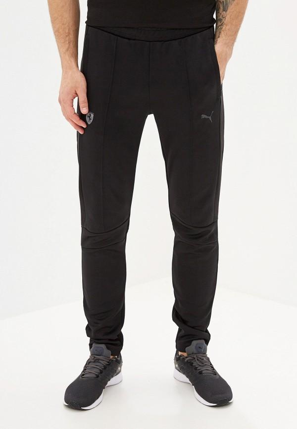 мужские спортивные спортивные брюки puma, черные
