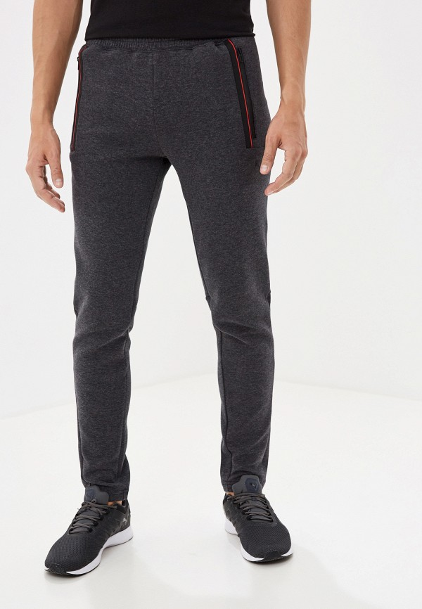 мужские спортивные спортивные брюки puma, серые