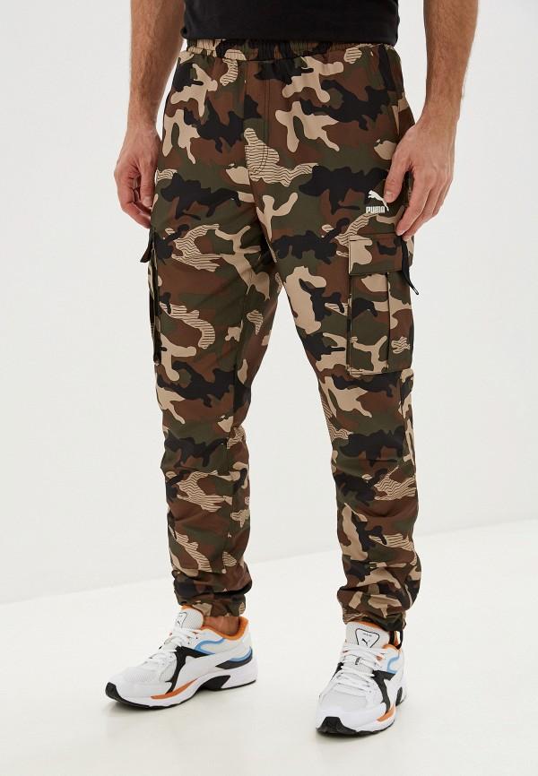 мужские спортивные брюки puma, хаки