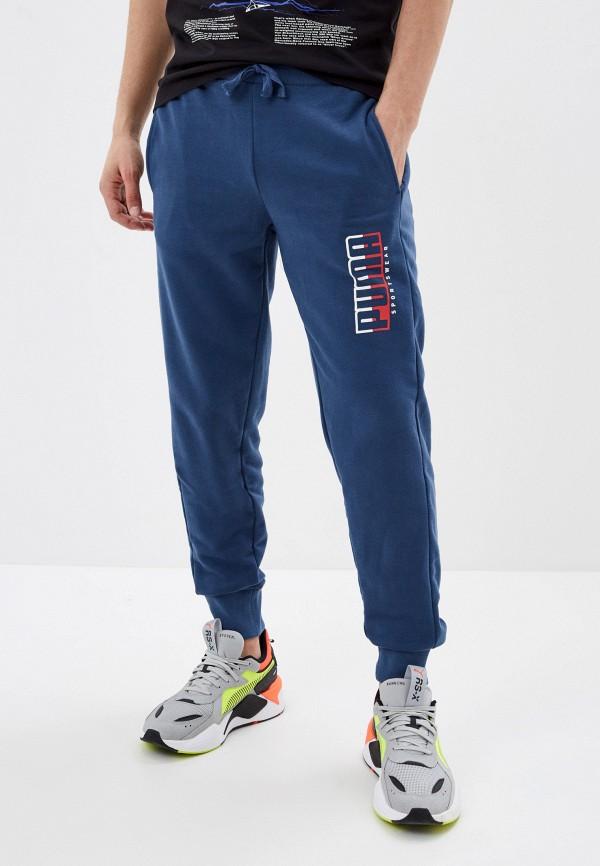 мужские спортивные брюки puma, синие