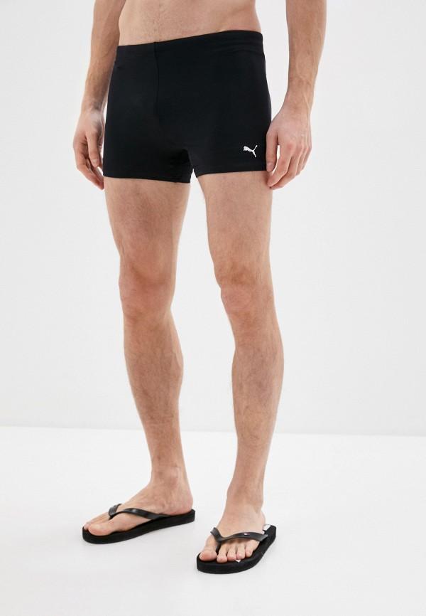 мужские плавки puma, черные