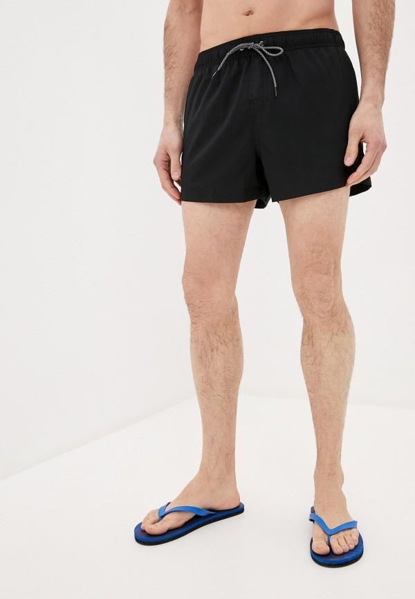 мужские спортивные шорты puma, черные