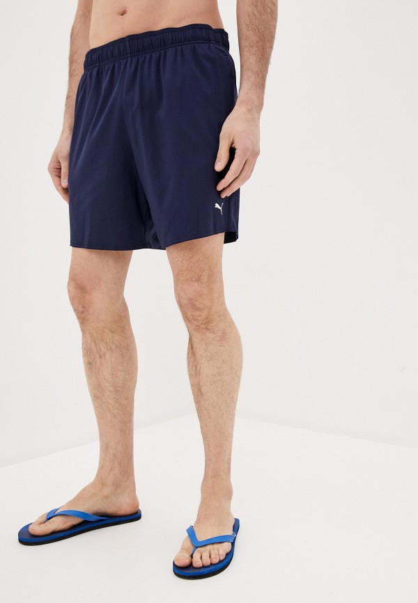 мужские спортивные шорты puma, синие