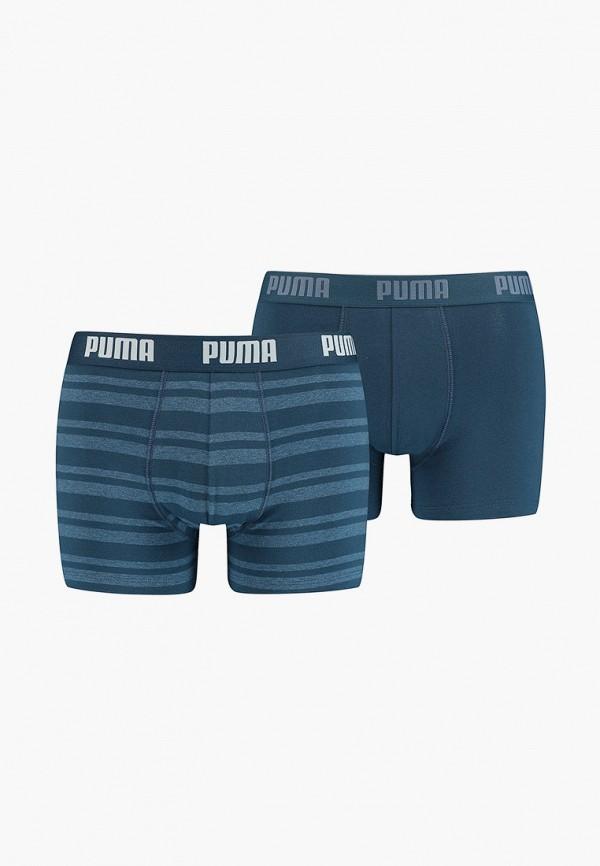 мужские трусы puma, синие
