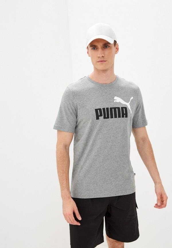 Футболка PUMA PUMA 586759 черный фото