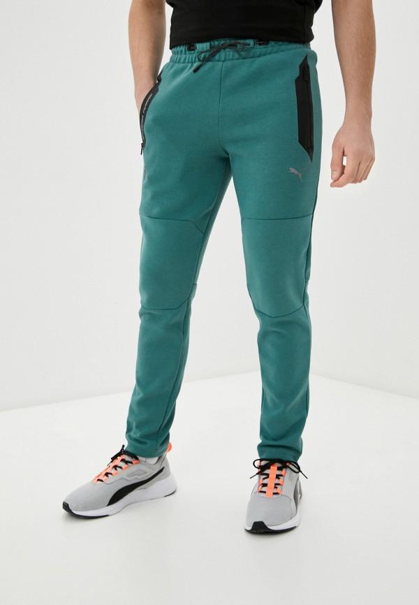 мужские спортивные брюки puma, бирюзовые