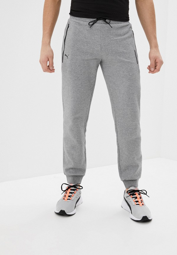 мужские спортивные брюки puma, серые