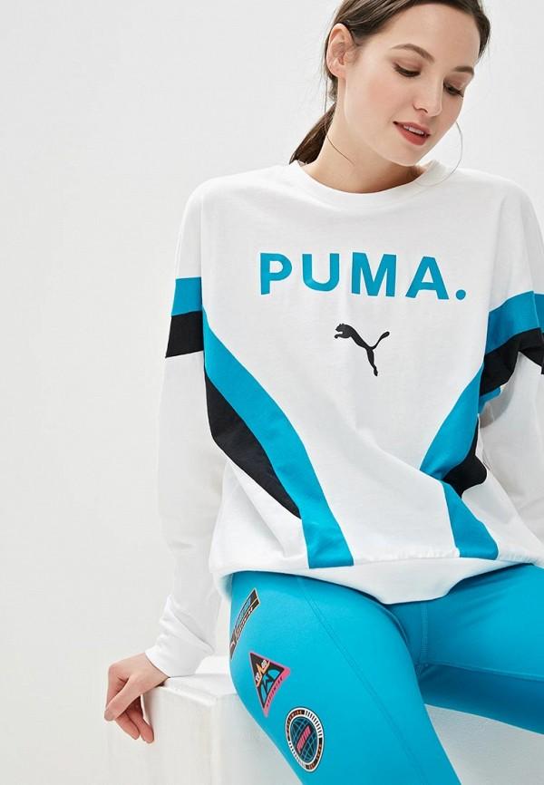 Свитшот PUMA PUMA PU053EWDZPU3 свитшот puma puma pu053emuza16
