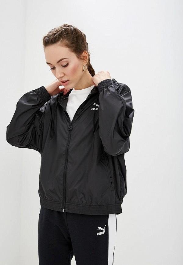 Фото - Ветровка PUMA PUMA PU053EWDZRV4 ветровка мужская puma ignite jacket цвет черный серый 51700606 размер l 48 50