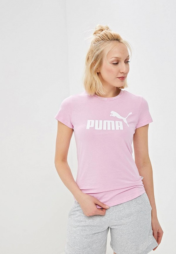 Футболка спортивная PUMA PUMA PU053EWDZSG1 футболка спортивная puma puma pu053ewamut4