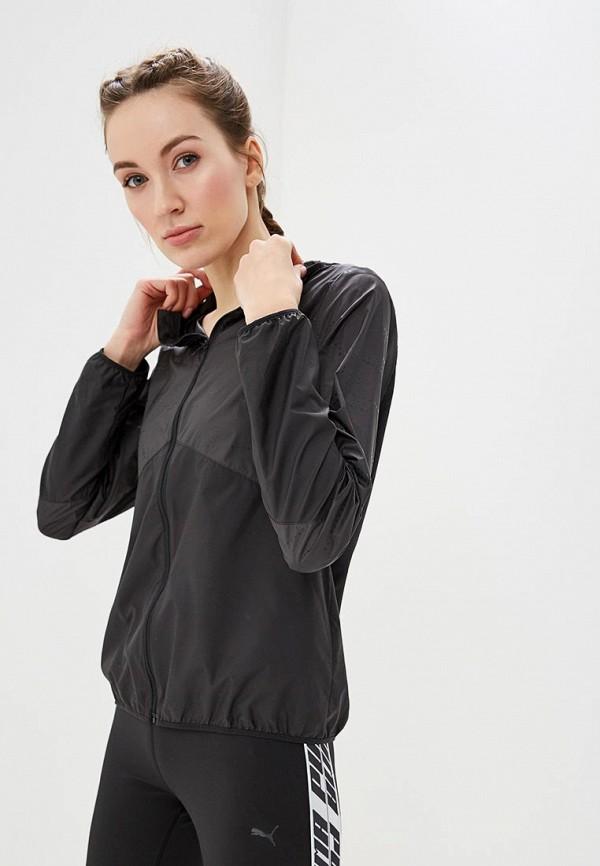 Фото - Ветровка PUMA PUMA PU053EWDZSX6 ветровка мужская puma ignite jacket цвет черный серый 51700606 размер l 48 50