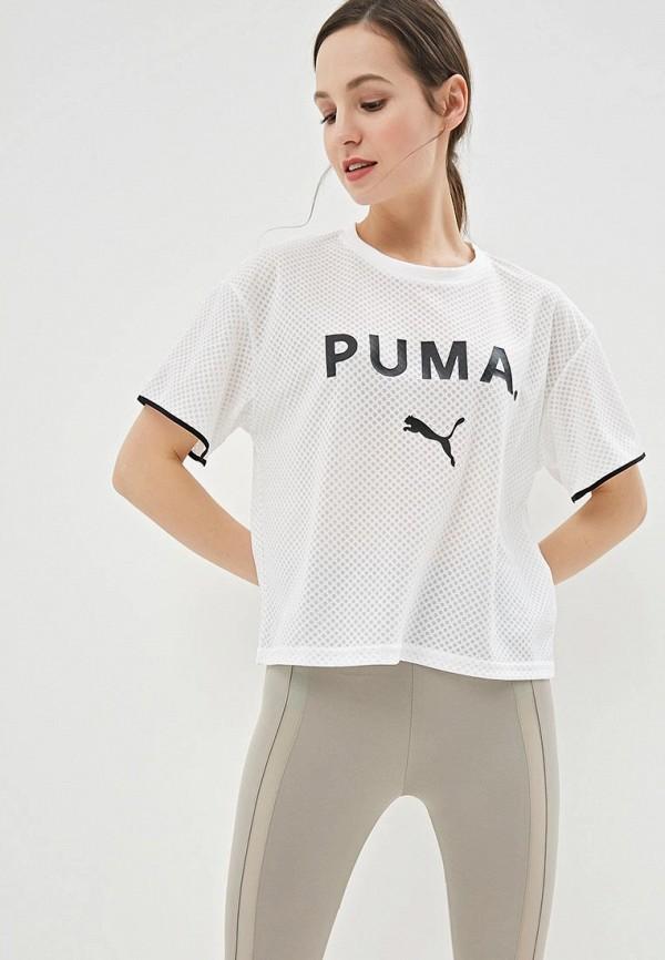 Футболка спортивная PUMA PUMA PU053EWFDXH2 футболка спортивная puma puma pu053ewamut4
