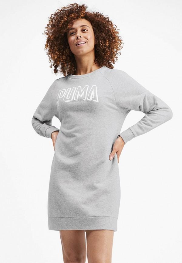 Платье PUMA PUMA PU053EWFRJI2 платье puma puma pu053ewcjmc4