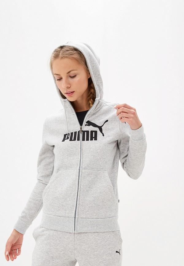 Толстовка PUMA PUMA PU053EWFRJN9 толстовка puma puma pu053ewdzrz2