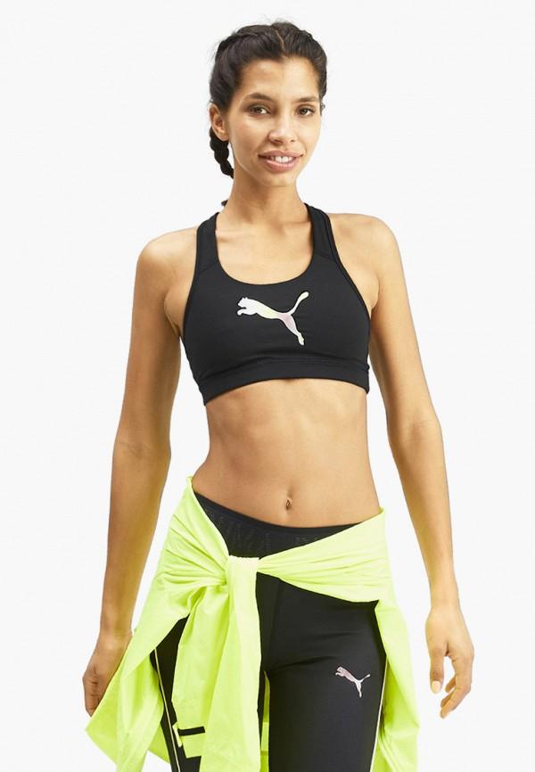 женский спортивные спортивный костюм puma, черный