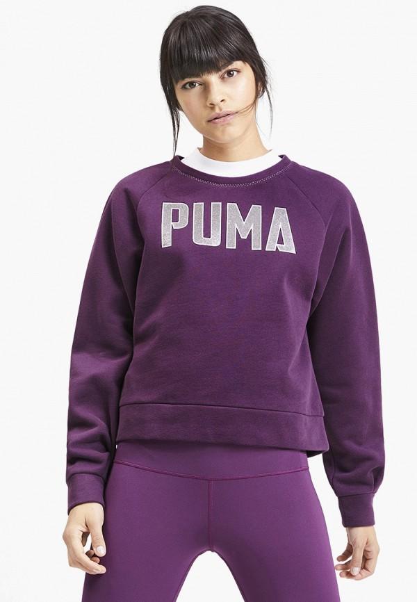 Свитшот PUMA PUMA PU053EWFXUE9 свитшот puma puma pu053ewfxue5