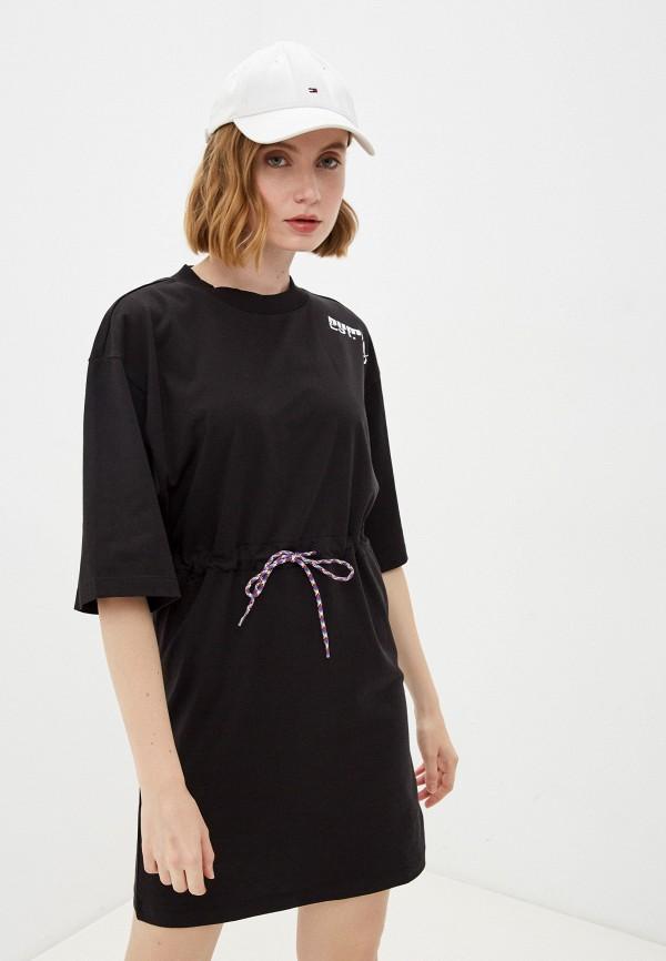 Платье PUMA черного цвета