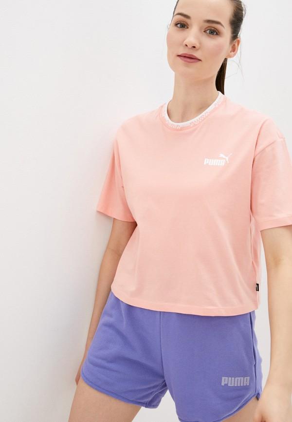женская спортивные футболка puma