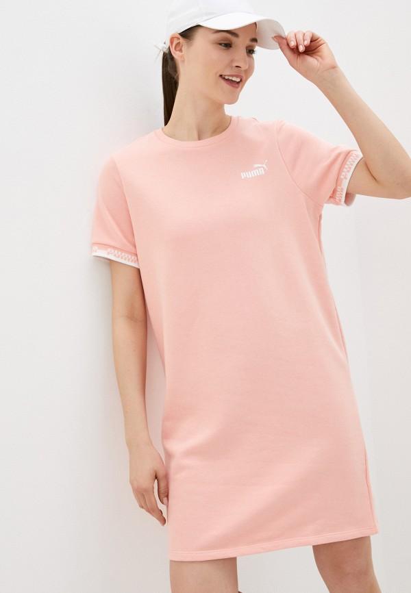 женское спортивные платье puma