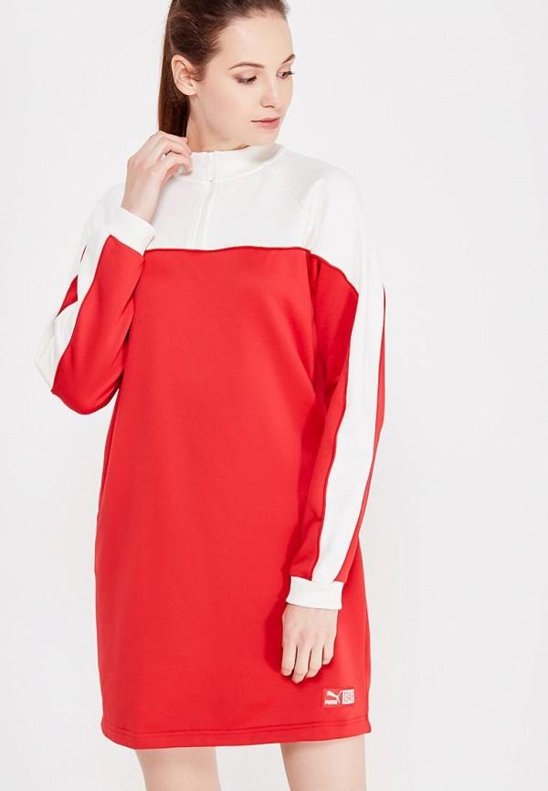 Платье PUMA PUMA PU053EWUTJ02 жилет утепленный puma puma pu053ewcjmd4