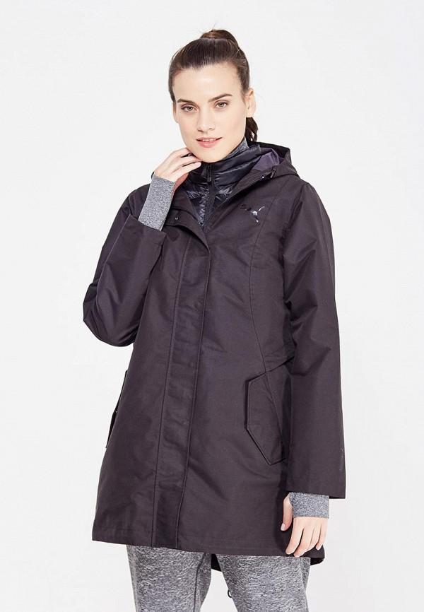 Пуховик PUMA PUMA PU053EWUTJ77 пуховик мужской puma ferrari down jacket цвет черный 57667402 размер s 44 46