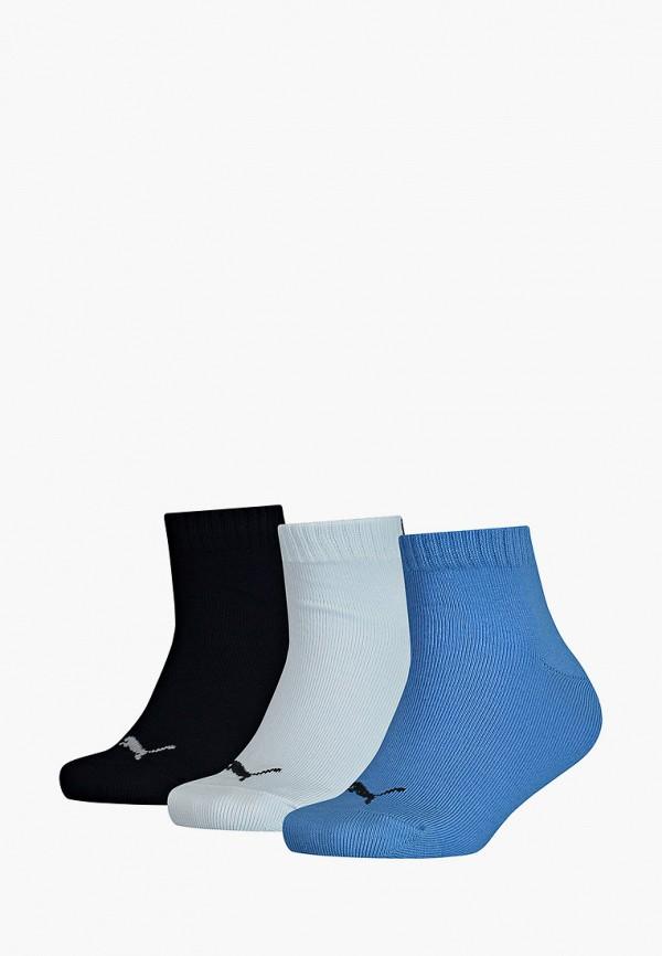 носки puma для мальчика, разноцветные