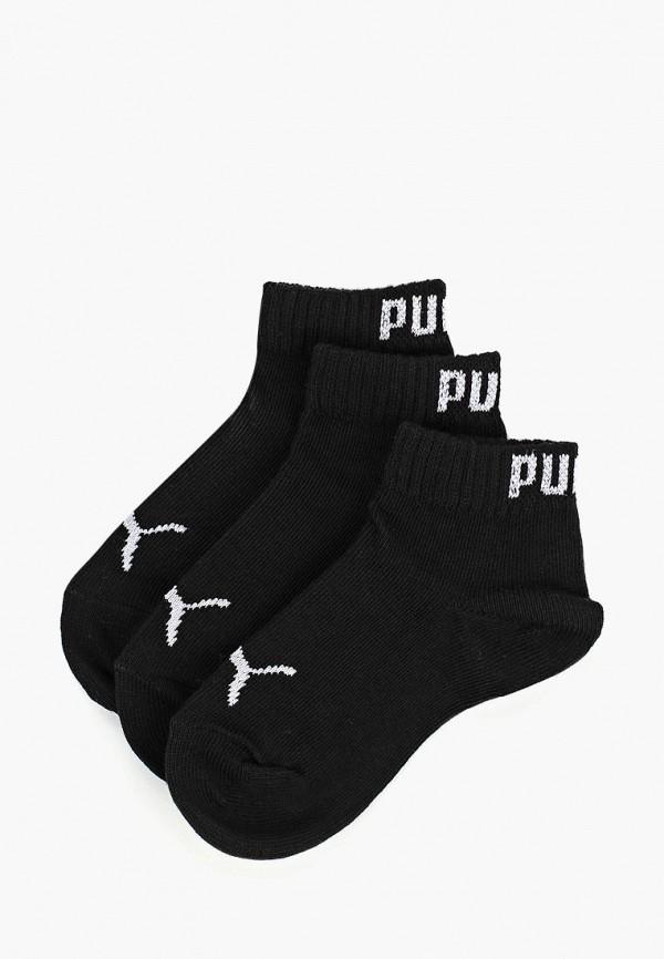 носки puma малыши, черные