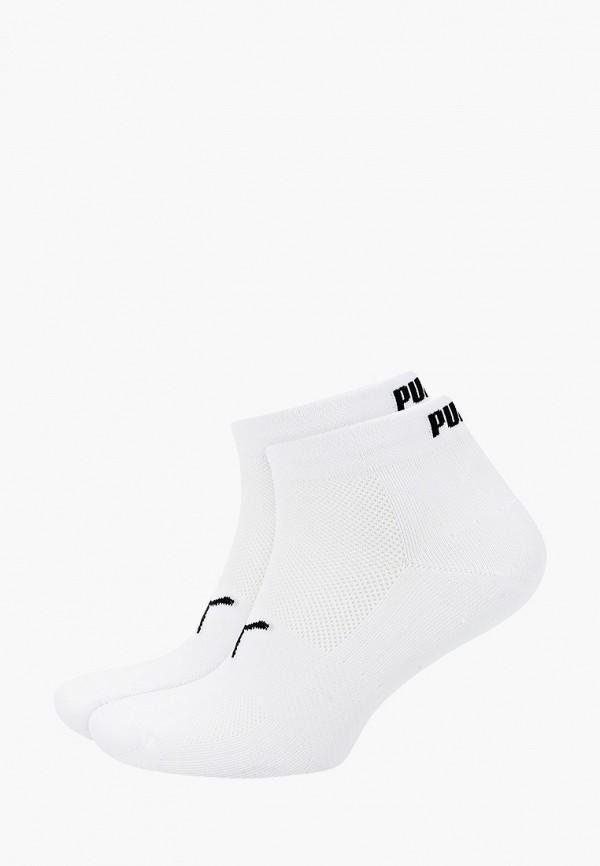 женские носки puma, белые
