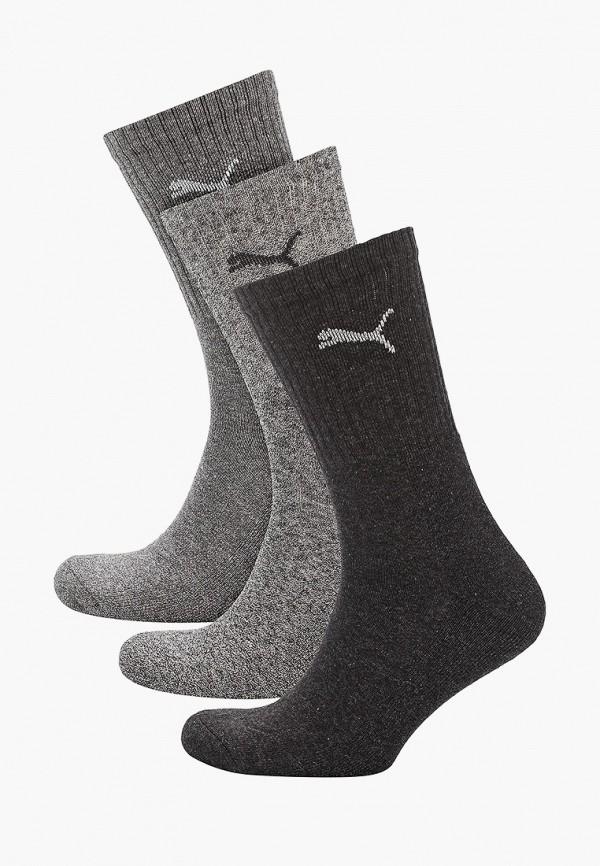 женские носки puma, серые