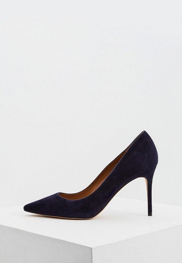 женские туфли pura lopez, синие