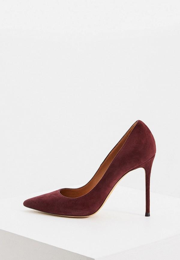 женские туфли pura lopez, фиолетовые
