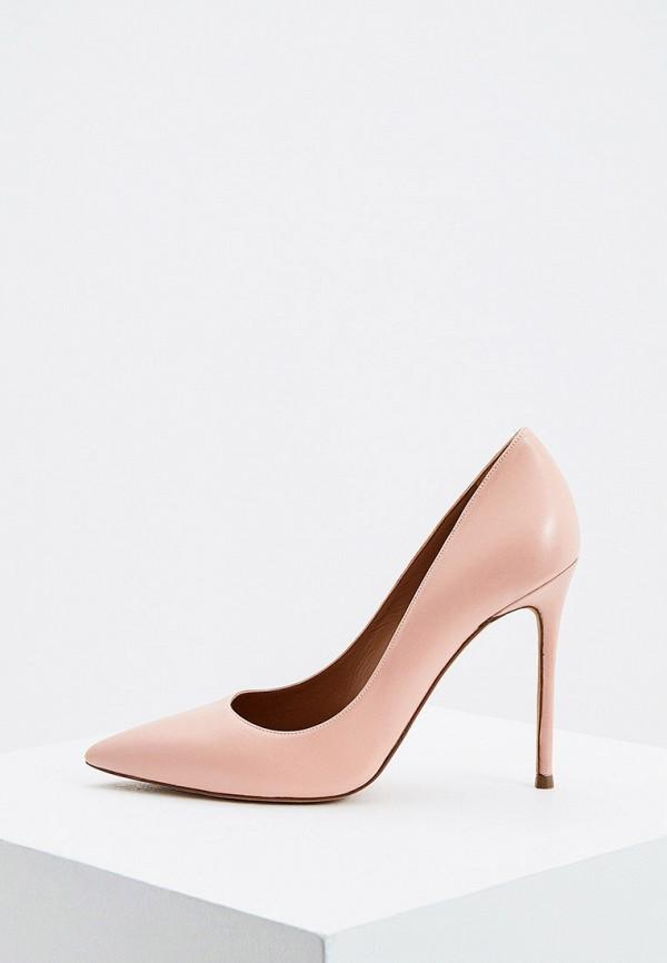 женские туфли-лодочки pura lopez, розовые