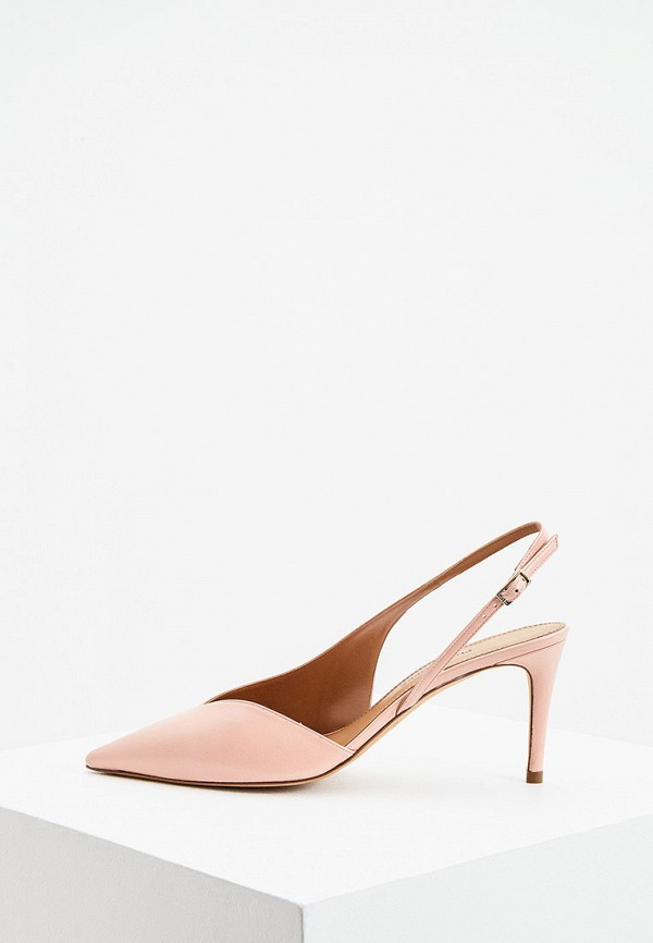 женские туфли pura lopez, розовые