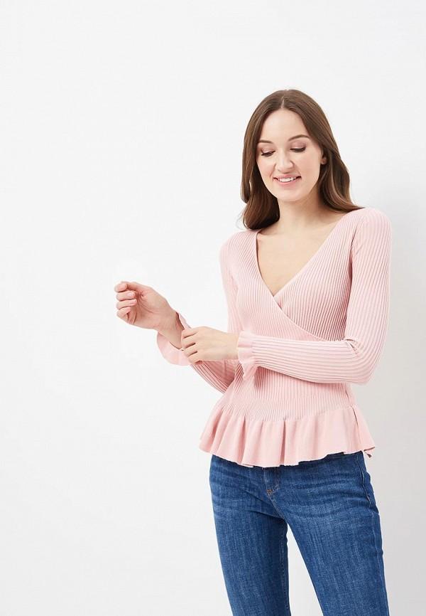 Купить Пуловер QED London, QE001EWAOQW2, розовый, Весна-лето 2018