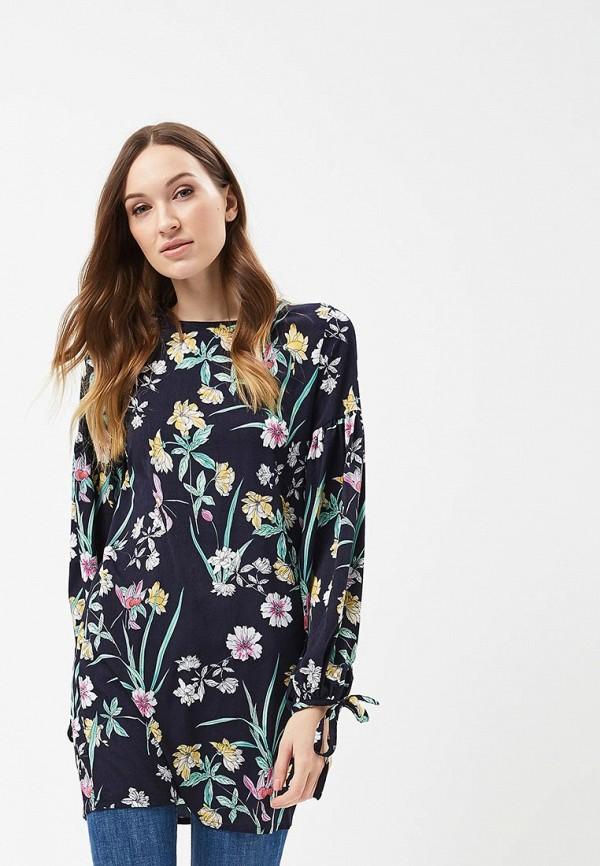 Купить Платье QED London, qe001ewaoqy9, синий, Весна-лето 2018