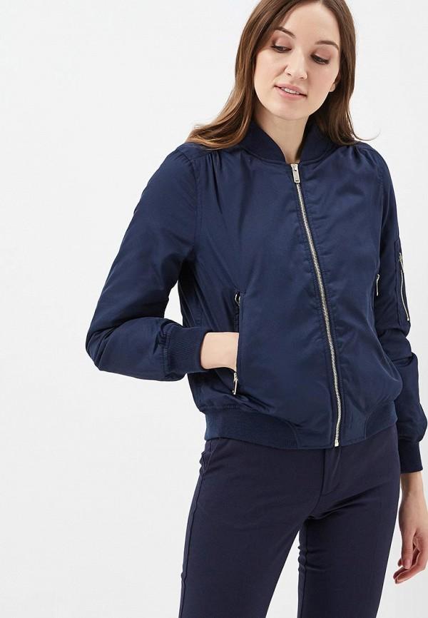 Купить Куртка утепленная QED London, qe001ewaord4, синий, Весна-лето 2018