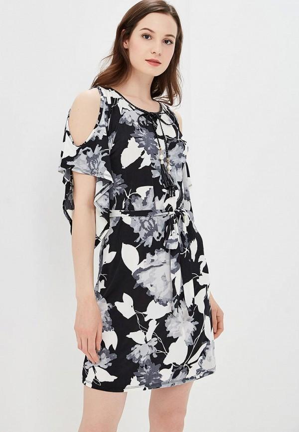 Купить Платье QED London, QE001EWBOEL8, черный, Весна-лето 2018