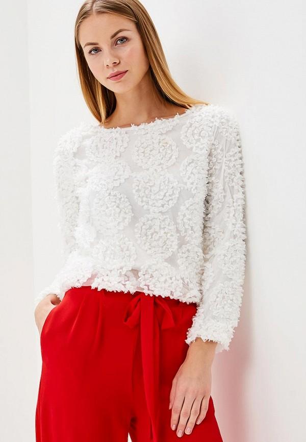 Купить Блуза QED London, QE001EWBOEP9, белый, Весна-лето 2018
