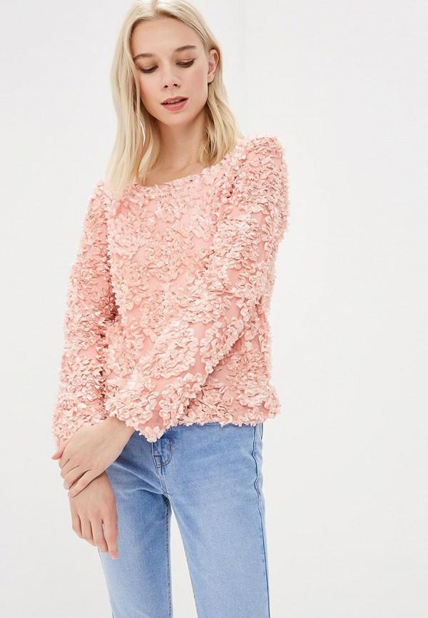 Купить Блуза QED London, QE001EWBOEQ0, розовый, Весна-лето 2018